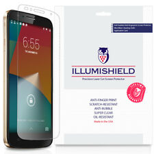 3x iLLumiShield Ultra Clear Screen Protector Cover Alcatel OneTouch Flash Plus