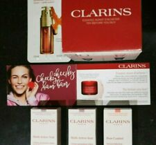 "New! Set of 3 Clarins ""Try Before You Buy"" 30+ First Wrinkles. Samples. Paris"
