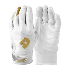 DeMarini CF Batting Gloves WTD6114 - White - XXL