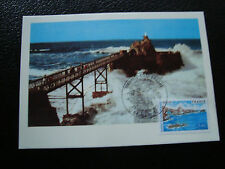 FRANCE - carte 1er jour 23/9/1976 (biarritz) (cy42) french
