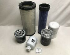 Kit Filter Maintenance Replacement For Bobcat 331 334 Mini Excavator 6 Pieces