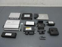 2013 12 13 Chevy Camaro ZL1  Body Control Modules  #0670