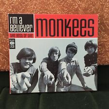 MONKEES IM A BELIEVER BEST OF ROCK POP CD STEPPING STONE CIRCLE SKY ETC