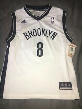 Brooklyn Nets NBA Baloncesto Camiseta Juventud Medio