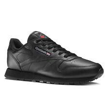 Reebok Classic Leather nere Scarpe Uomo Donna 38