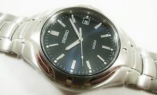 Seiko Silver Tone Stainless Steel 7N42-7D58 Sample Watch NON-WORKING
