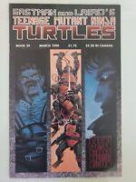 TEENAGE MUTANT NINJA TURTLES #29 (1990) MIRAGE COMICS EASTMAN & LAIRD!