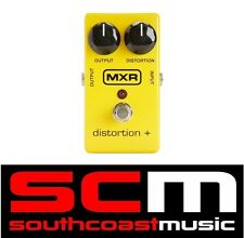 MXR M104 DISTORTION+ ELECTRIC GUITAR EFFECTS FX PEDAL OVERDRIVE / DISTORTION
