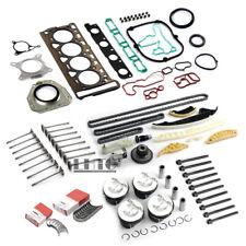 Engine Rebuild Overhaul Kit Oversize 83.01mm (+0.5) For VW Audi 2.0 TFSI EA888