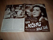 IFB 3494  Der König und Ich    YUL BRYNNER+DEBORAH KERR