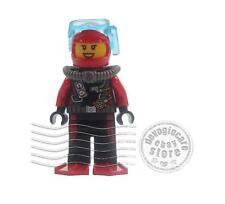 LEGO CITY MINIFIGURE cty559 Scuba Diver (Sommozzatore/Sub) | NUOVO/NEW