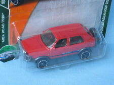 Matchbox VW Volkswagon Golf Country Red Body Toy Model Car 70mm USA Long BP