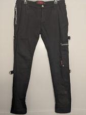 Tripp NYC Zipper Black Pants Men's Size 34
