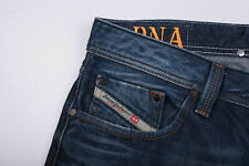 Diesel DNA Light Blue Larkee Regular-Straight Denim Jeans Size W32 L34