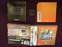 DS Nintendo GAME SIM CITY CLASSIC URBAN SIMULATION PAL COMPLETE!