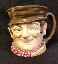 "Royal Doulton Character Jug ""Sam Weller"" Large 1940 - 1960, D6064"