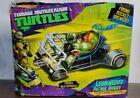 Nickelodeon TMNT 2014 Leonardo's Patrol Buggy With Box