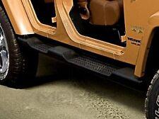 2007-2018 Jeep® Wrangler Unlimited Running Boards 4-Door JK OEM 82210571AD Mopar