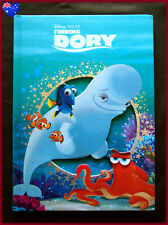 DISNEY Pixar - FINDING DORY Story Book - Hardcover 68 Bright Pages NEW - Nemo