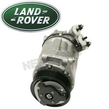NEW Land Rover LR2 Range Rover A/C Air Condition Compressor with Clutch Genuine