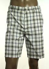 New Mens Izod Luxury Sport  Flat Front Mainfloor Casual Shorts 32