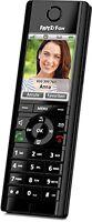 AVM FRITZ!Fon C5 DECT Telefon für FRITZ!Box, Farbdisplay, HD-Telefonie