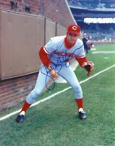 Jack Billingham 1975-76 World Series Champ Cincinnati Reds Signed 8x10 Photo COA