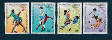 Comores république  coupe du monde de football  1990  poste aérienne  **