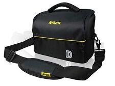 Black Nikon Camera Bag Cover  for Nikon D3400 D3300 D5600 D5500 D7100 D7200