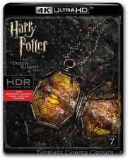 Harry Potter And The Deathly Hallow Pt1 4K Ultra HD Blu-ray Digital HD New