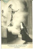CPA 71- Paray-le-Monial - Apparition du sacré coeur