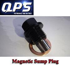 OPEL CORSA B 1.6 Gsi 16v Black Magnetic Sump Plug, 3.1993->