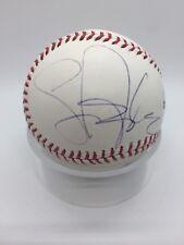 Lance Armstrong Signed AUTOGRAPH OMLB Official Baseball BAS BECKETT A10177