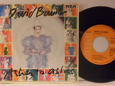 David Bowie – Ashes to Ashes-Single 1980 D RCA PB 9575