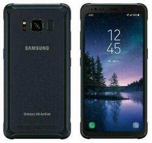 SAMSUNG GALAXY S8 ACTIVE G892A GRAY AT&T/T-MOBILE/METRO/CRICKET *GSM UNLOCKED*