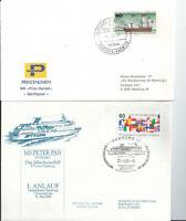Briefmarken Motive Schiffe