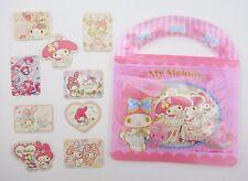 Kawaii Japanese My Melody sticker flakes! Cute pastel bunny rabbit Sanrio Japan
