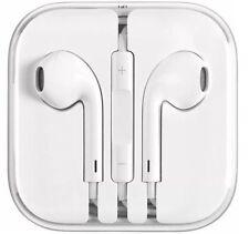 White Headphones For Apple iPhone 5 6 7 8 X iPad iPod Handsfree For Earpods