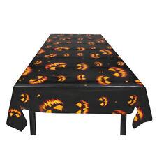 Halloween Tischläufer Vorhang Stores Tischdecke Halloweenparty Dekor Spinne