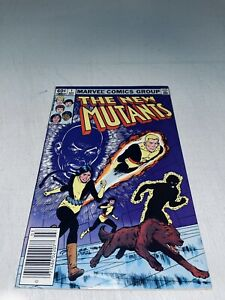 The New Mutants #1 (Mar 1983, Marvel) VF/NM Newsstand