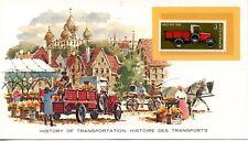 HISTORY OF TRANSPORTATION / HISTOIRE DES TRANSPORTS / LE CAMION AMO