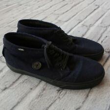 Vans Chukka Wool Nautical Shoes Size 11
