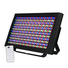 PANNELLO PROFILO ADJ LED RGBA inondazione di lavaggio da Discoteca Dj Illuminazione DMX + UC telecomando a infrarossi