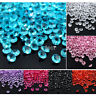 1000Pcs/Bag Diamond Table Confetti Wedding Party Acrylic Crystal Scatter 4.5mm
