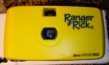 New/Unused Ranger Rick 35mm Focus Free Camera