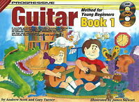 Progressive Guitar Method for Young Beginners: Bk. 1: Book 1 (Progressive Young