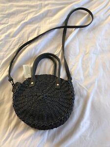 Country Road Crossbody Handbag New With Tags Black