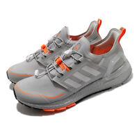 adidas UltraBOOST C.RDY Grey Signal Orange Men Running Shoes Sneakers EG9800