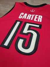 AUTHENTIC Jersey NBA REEBOK Vince CARTER taille 52 XXL