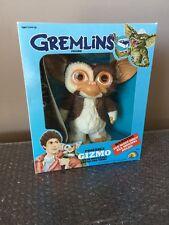 1984 LJN Gremlins Large Poseable Gizmo Case Fresh Stripes -FACTORY SEALED